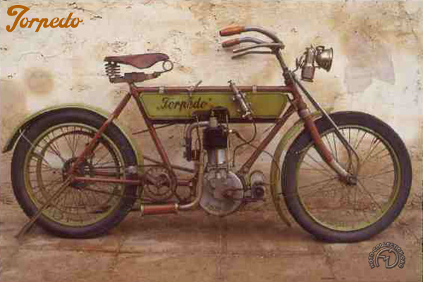 Torpedo  motocyclette motorrad motorcycle vintage classic classique scooter roller moto scooter