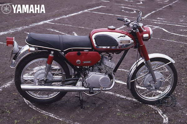 Yamaha YCS 2 B Electric motocyclette motorrad motorcycle vintage classic classique scooter roller moto scooter
