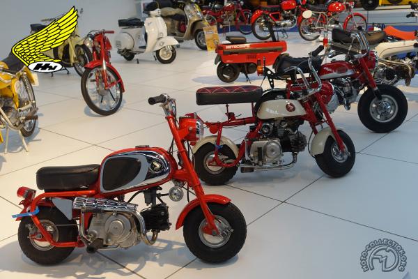 honda z cz 100 monkey moto passion moto collection fran ois marie dumas. Black Bedroom Furniture Sets. Home Design Ideas