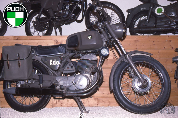 Puch MCH GL Krad  motocyclette motorrad motorcycle vintage classic classique scooter roller moto scooter