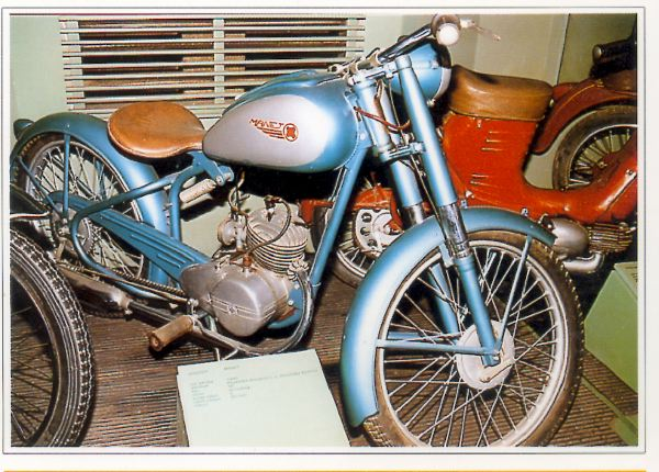 Collection Moto Manet 100 1948-