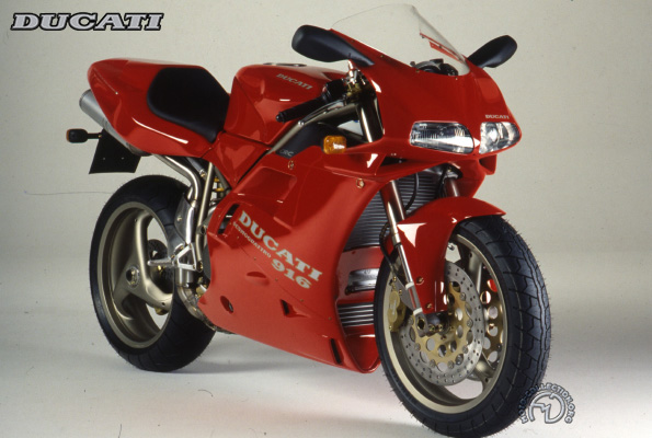 Collection Moto Ducati 916 1993-1999
