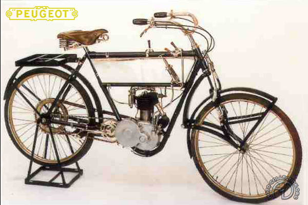 Peugeot  Mono type MB -1 3/4 HP motocyclette motorrad motorcycle vintage classic classique scooter roller moto scooter