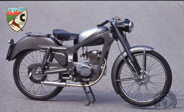 Capriolo / Caproni  motocyclette motorrad motorcycle vintage classic classique scooter roller moto scooter