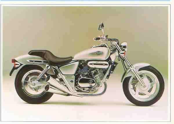 Honda V 25 Magna motocyclette motorrad motorcycle vintage classic classique scooter roller moto scooter