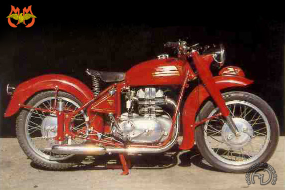 Collection Moto MM 250 1953-