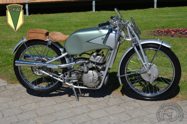 Collection Moto DKW 250 1936-