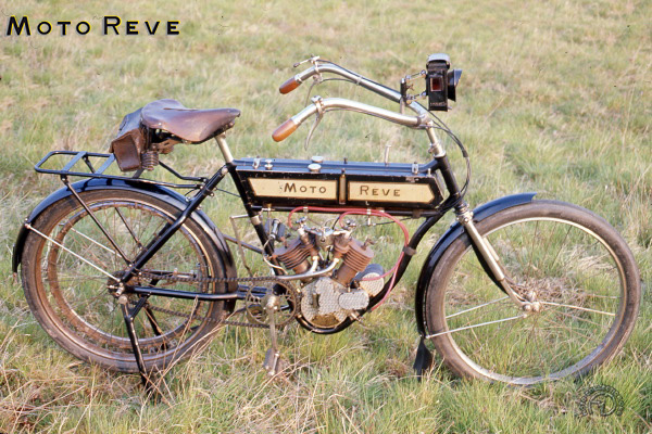 Moto Rêve type C motocyclette motorrad motorcycle vintage classic classique scooter roller moto scooter