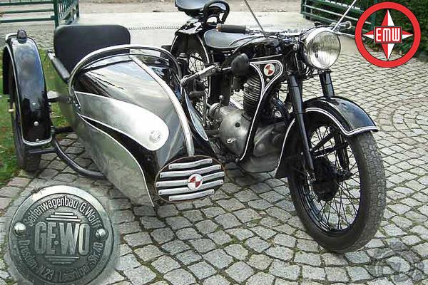emw r 35 moto passion moto collection fran ois marie dumas. Black Bedroom Furniture Sets. Home Design Ideas