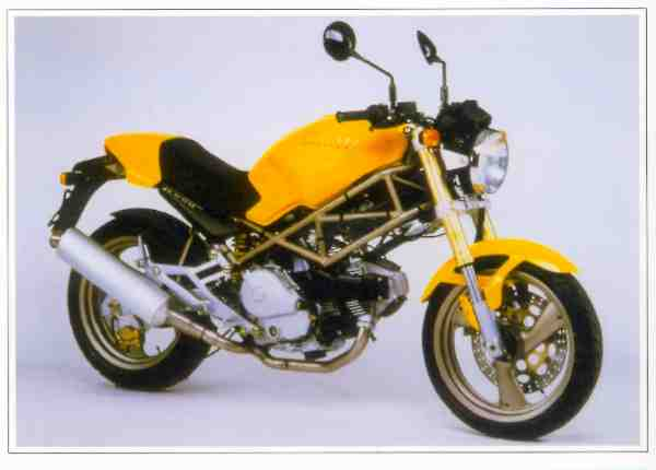 Ducati Monster motocyclette motorrad motorcycle vintage classic classique scooter roller moto scooter