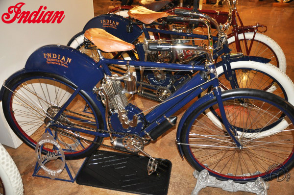 Indian 1 3/4 HP motocyclette motorrad motorcycle vintage classic classique scooter roller moto scooter